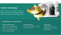 Whats is Inverter AC and Non inverter AC