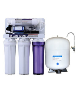 Lanshan 5 Stages RO Water Purifier - 75 GPD