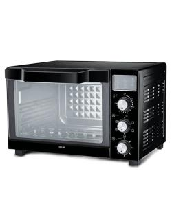 VISION Electric Oven 30 Ltr Black