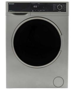 Sharp Full Auto Front Loading Washing Machine ES-HFH014AS3